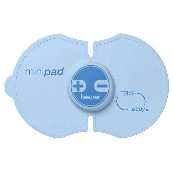 Beurer TENS - GO Pain Relief Mini Pad Blue, , rebel_hi-res