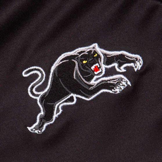 Penrith Panthers 2020 Mens Home Jersey, Black, rebel_hi-res