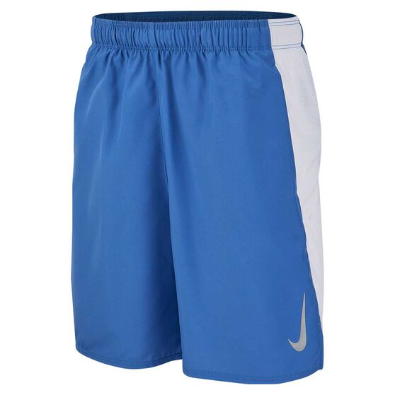 Nike Boys Dri-FIT Flex Shorts, Blue / White, rebel_hi-res