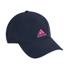 adidas Girls C40 5P Climachill Cap Blue   Pink OSFA 058eaf75834