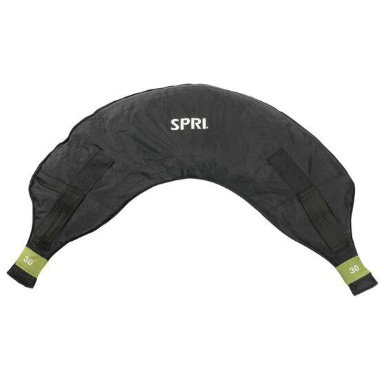 SPRI 13.6kg Cross Train Fit Bag Black, , rebel_hi-res