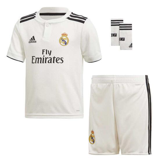 Real Madrid FC 2018 / 19 Infants Mini Kit 3-4, , rebel_hi-res