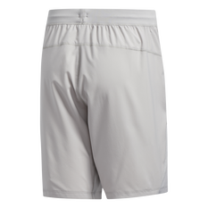 adidas mens 4KRFT Daily Press 10-Inch Shorts Grey S, Grey, rebel_hi-res