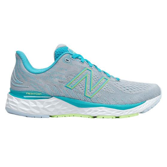 New Balance 880 v11 Womens Running Shoes, Grey, rebel_hi-res