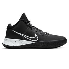 Nike Kyrie Flytrap 4 Mens Basketball Shoes Black/White US 7, Black/White, rebel_hi-res