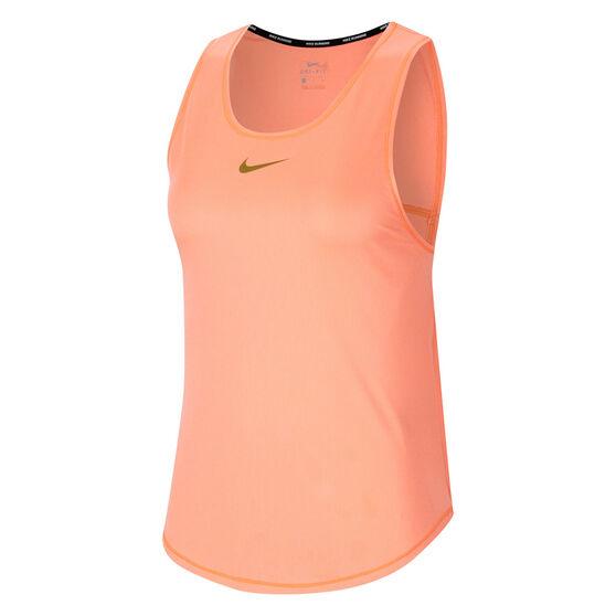 Nike Womens Icon Clash Running Tank, , rebel_hi-res