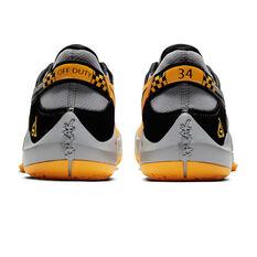 Nike Zoom Freak 2 Basketball Shoes, Black, rebel_hi-res