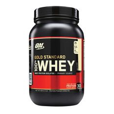 Optimim Nutrition Gold Standard Whey 2lb Vanilla Protein, , rebel_hi-res