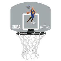 Spalding NBA Player Mini Backboard, , rebel_hi-res