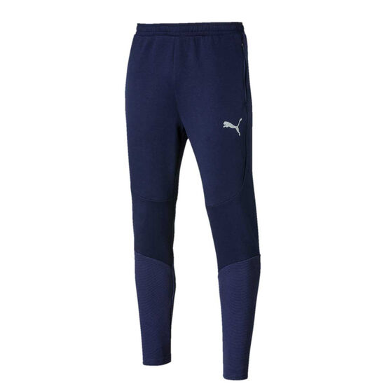 Puma Mens Evostripe Track Pants, Navy, rebel_hi-res