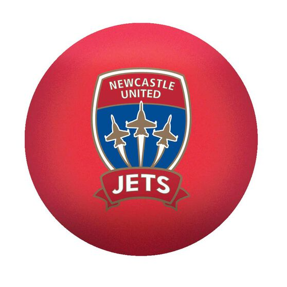 Newcastle Jets High Bounce Ball, , rebel_hi-res