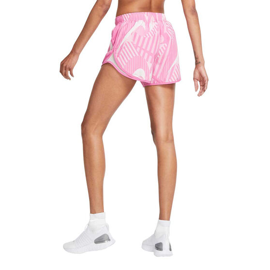 Nike Womens Tempo Printed Running Shorts, Purple, rebel_hi-res