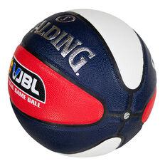 Spalding TF - Elite - OFFICIAL GAME BALL MUVJBL Basketball, Multi, rebel_hi-res