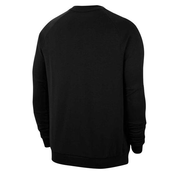 Nike Sportswear Mens Fleece Sweatshirt, Black, rebel_hi-res
