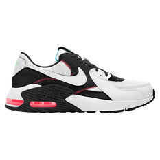 Nike Air Max Excee Mens Casual Shoes White/Black US 6, White/Black, rebel_hi-res