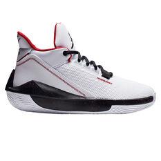 Nike Air Jordan 2x3 Mens Basketball Shoes White / Black US 7, White / Black, rebel_hi-res