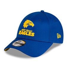 West Coast Eagles 2021 New Era 9FORTY Media Cap, , rebel_hi-res