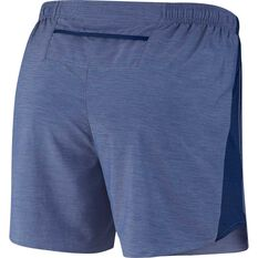 Nike Mens Challenger 5in Brief-Lined Running Shorts Blue S, Blue, rebel_hi-res
