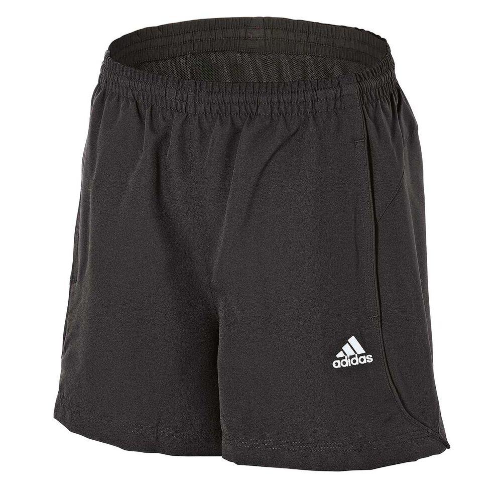 new concept 5d090 0ffef adidas Boys Essential Chelsea Shorts Black 8 Junior, Black, rebelhi-res
