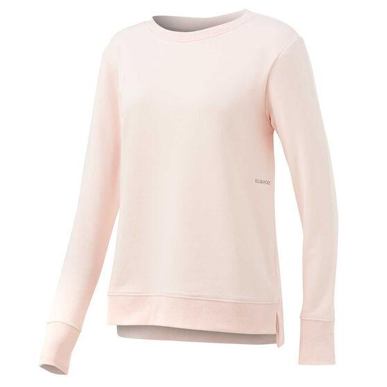 Ell & Voo Womens Vanessa French Terry Sweatshirt, , rebel_hi-res