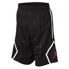 Nike Boys Jordan Jumpman Shorts, Black, rebel_hi-res