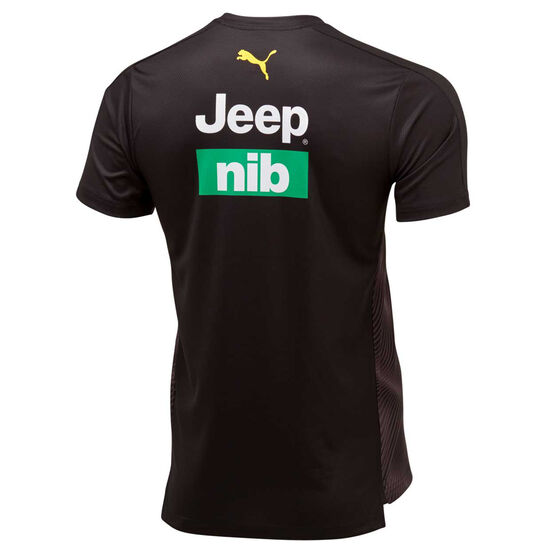 Richmond Tigers 2020 Mens Training Tee, Black, rebel_hi-res