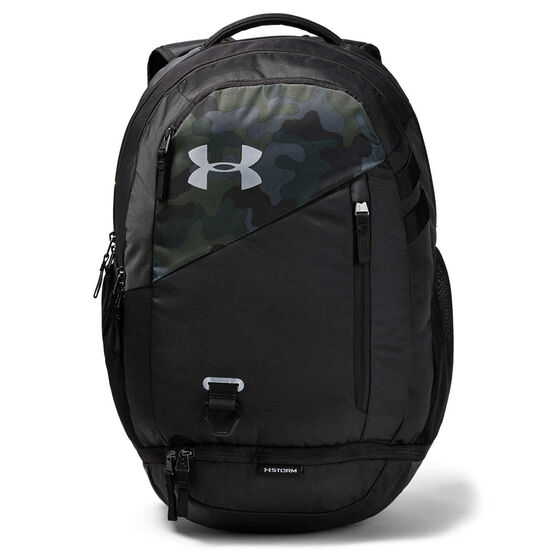 Under Armour Hustle 4.0 Backpack, , rebel_hi-res