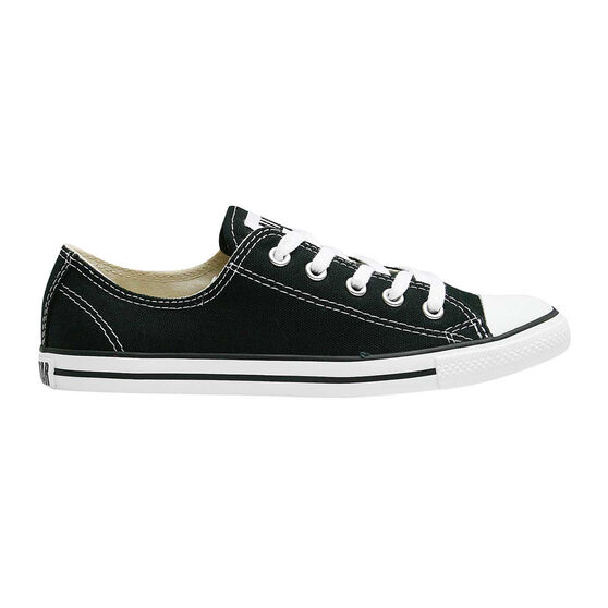 Converse Dainty Womens Casual Shoes Black US 6  a59415c76
