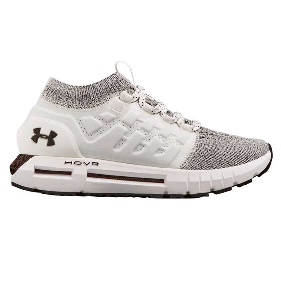 Under Armour HOVR Phantom NC Womens Running Shoes Grey / Black US 8.5, Grey / Black, rebel_hi-res