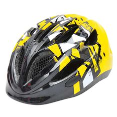 Flight Toddler Bike Helmet Yellow / Black 46 to 51cm, , rebel_hi-res