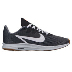 Nike Downshifter 9 SE Mens Running Shoes Black / White US 7, Black / White, rebel_hi-res