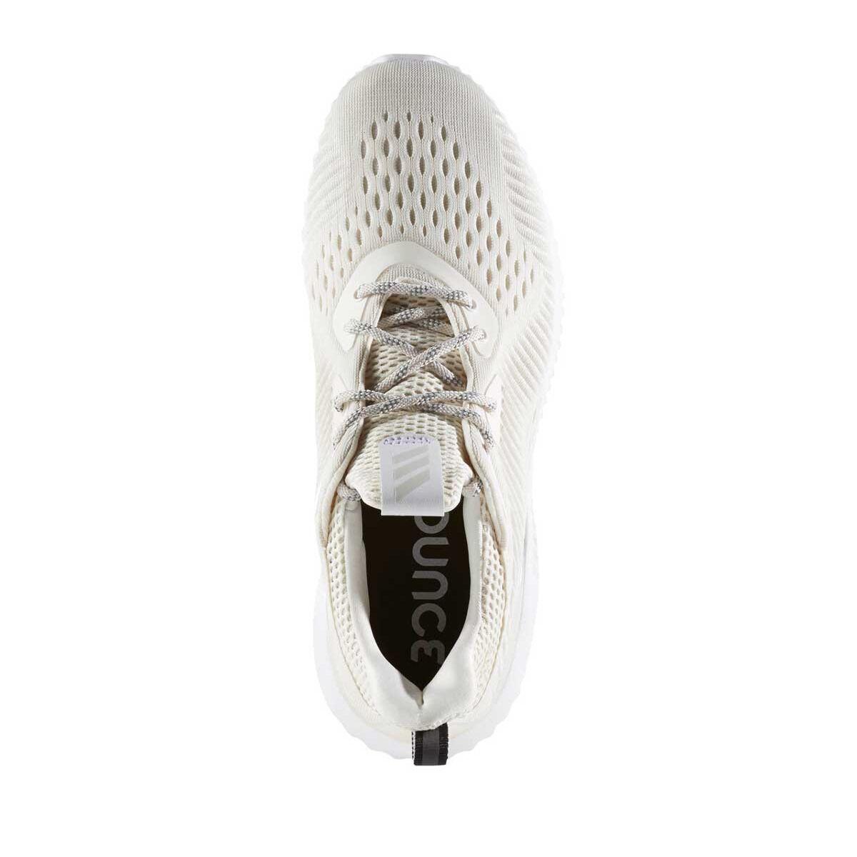 adidas alphabounce engineered mesh womens laufschuhe weiße us - 6