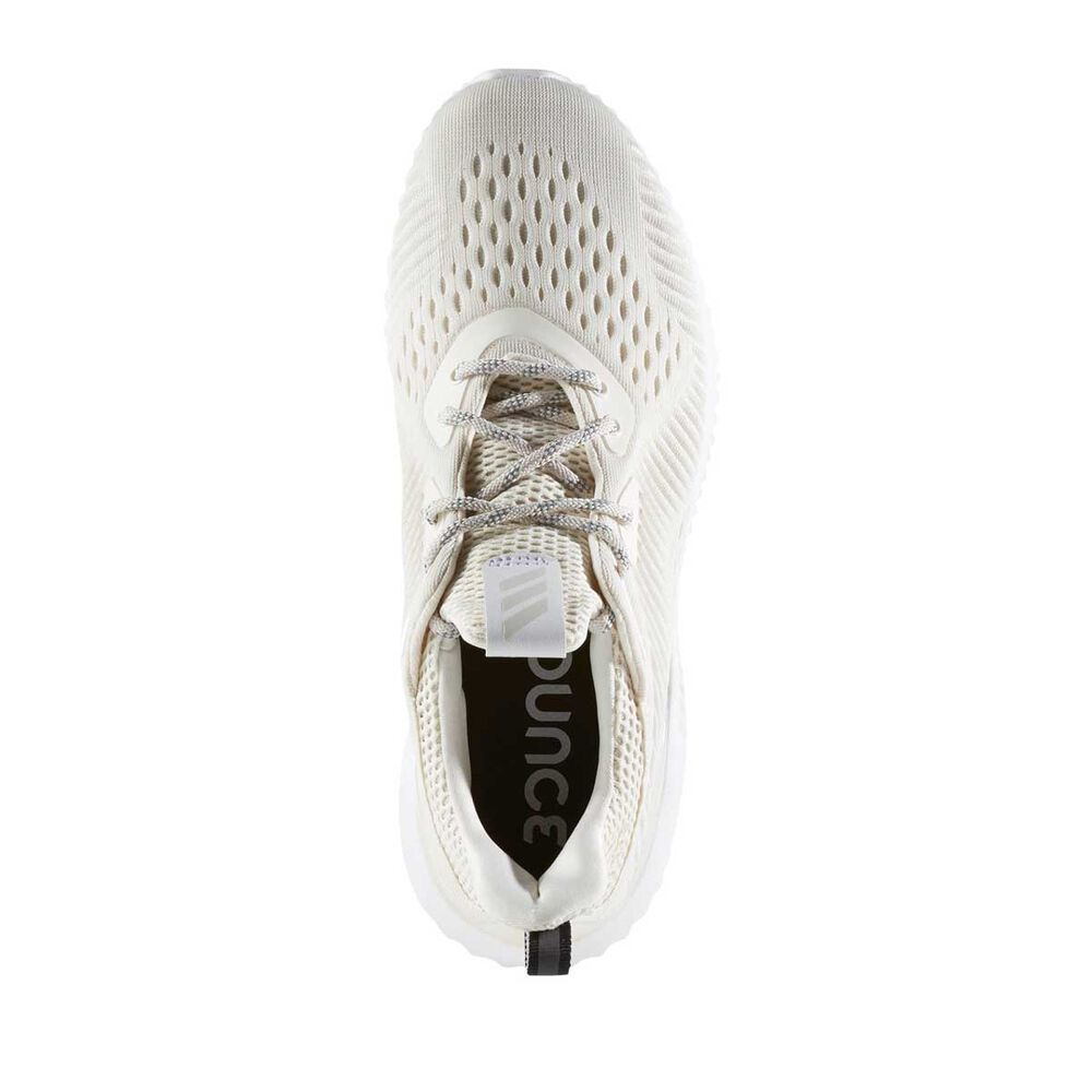834bd96a9 adidas Alphabounce Engineered Mesh Womens Running Shoes White US 6 ...