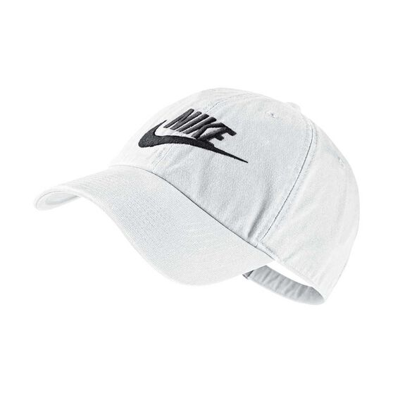 Nike Futura Heritage 86 Cap White / Black OSFA, , rebel_hi-res