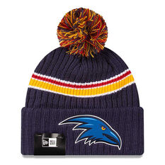Adelaide Crows New Era Cuff Knit Beanie, , rebel_hi-res