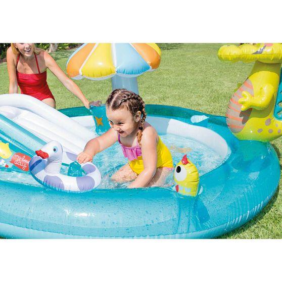 Intex Inflatable Gator Play Centre, , rebel_hi-res