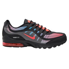 Nike Air Max VG-R Mens Casual Shoes Black/Crimson US 6, Black/Crimson, rebel_hi-res