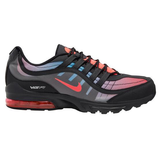 Nike Air Max VG-R Mens Casual Shoes, Black/Crimson, rebel_hi-res