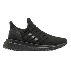 adidas Ultraboost 20 Kids Running Shoes Black US 11, Black, rebel_hi-res