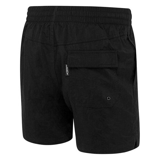 Speedo Mens Classic Watershorts, Black, rebel_hi-res