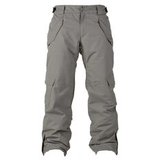 Elude Mens Intercept Pants Grey XS, Grey, rebel_hi-res