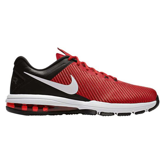 best sneakers c3ebb d4ddb Nike Air Max Full Ride TR 1.5 Mens Training Shoes Red US 7, Red,