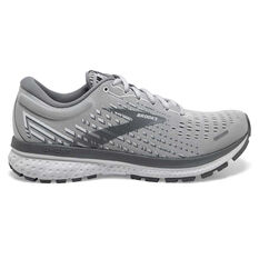 Brooks Ghost 13 Womens Running Shoes Grey US 6, Grey, rebel_hi-res