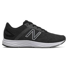 New Balance 480 2E Mens Running Shoes Black US 7, Black, rebel_hi-res