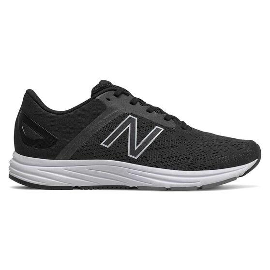 New Balance 480 2E Mens Running Shoes, Black, rebel_hi-res