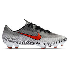 Nike Mercurial Vapor XII Pro Neymar Jr Football Boots White / Black US Mens 8 / Womens 9.5, White / Black, rebel_hi-res