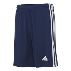 adidas Boys Squadra 21 Short Navy 6, Navy, rebel_hi-res