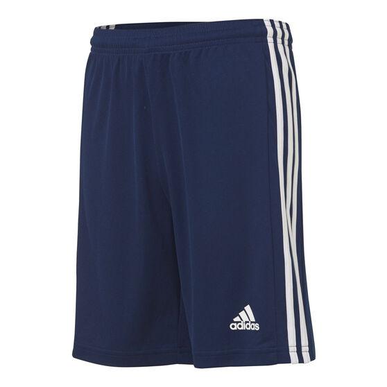 adidas Boys Squadra 21 Shorts, Navy, rebel_hi-res