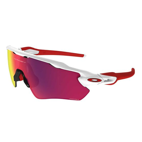 Oakley Radar EV Path Prizm Road Polished White Sunglasses White, , rebel_hi-res