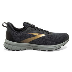 Brooks Anthem 3 Womens Running Shoes Black US 6, Black, rebel_hi-res